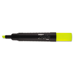 Zebra Zazzle Tank Highlighter, Chisel Tip, Yellow