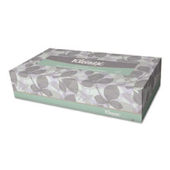 KCC 21601BX Kleenex Naturals Facial Tissue KCC21601BX