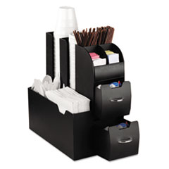 Mind Reader Coffee Organizer, 6 1/2