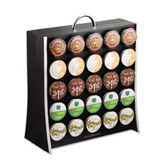 Mind Reader Wall K-Cup Coffee Organizer, 12