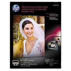 HP Advanced Photo Paper, 66 lbs., Glossy, 13 x 19, 20 Sheets/Pack