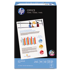 HP Office Paper, 92 Brightness, 20lb, 11 x 17, White, 500 Sheets/Ream