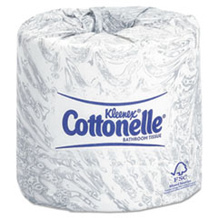 KIMBERLY-CLARK PROFESSIONAL* KLEENEX COTTONELLE Two-Ply Bathroom Tissue, 506 Sheets/Roll, 20 Rolls/Carton