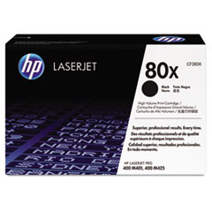 CF280X, HP-280X, High-Yield Toner, 6900 Page-Yield, Black