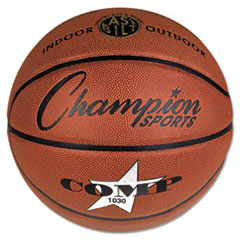 Champion Sports Composite Basketball, Official Intermediate, 29