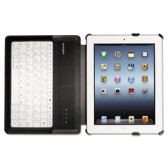 Kensington KeyLite Touch Keyboard/Folio for iPad 3rdGen, Black