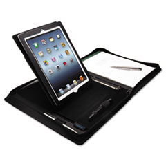 Kensington Folio Trio Mobile Workstation for iPad2/3rd Gen, Black
