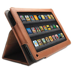 Kensington Folio Case for Kindle Fire, Brown