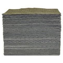 "Anchor Brand® SORBENTS HVYWGT (100-BAL) Universal Sorbent Pad, 15"" X 17"", Heavyweight"