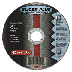 "MEB 55997 metabo  ""SLICER-PLUS"" High-Performance Cutting Wheel 55997 MEB55997"