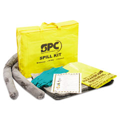 SPC® SORBENTS ECNMY ALLWK SPLL Ska-Pp Economy Allwik Spill Kit, 5-carton