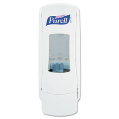 PURELL ADX-7 Dispenser, 700mL, White