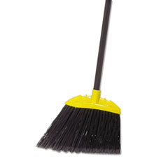 Rubbermaid Commercial Jumbo Smooth Sweep Angled Broom, 46