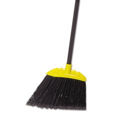 RCP FG638906BLA Rubbermaid® Commercial Jumbo Smooth Sweep Angled Broom RCPFG638906BLA