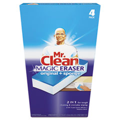 Mr. Clean Magic Eraser Duo Pad, 4/BOX