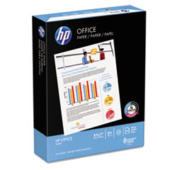 Office Paper, 92 Brightness, 20lb, 8-1/2 x 11, White, 5000 Sheets/Carton