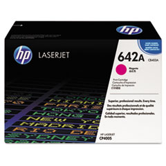 HP 642A, (CB403AG)Magenta Original LaserJet Toner Cartridge for US Government