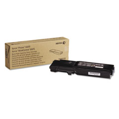 Genuine Xerox Phaser 6600 / WorkCentre 6605 High Yield Black Toner Cartridge