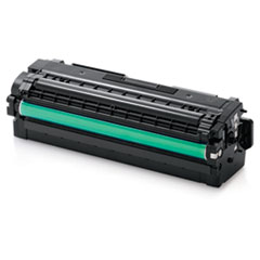Samsung CLTY506L Toner, 3500 Page-Yield, Yellow