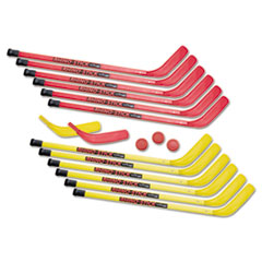 CSI HS36SET Champion Sports Rhino Stick Hockey Set CSIHS36SET