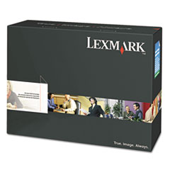 Lexmark 34060HW High-Yield Toner, 6000 Page-Yield, Black
