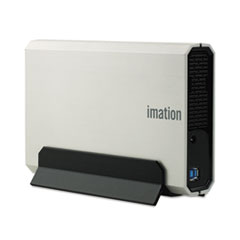 imation Apollo Expert D300 External Hard Drive, 3.5 Inch, USB 3.0, 2TB