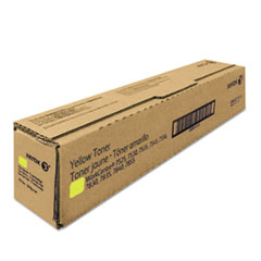 Xerox 6R1514 Toner, 15,000 Page-Yield, Yellow