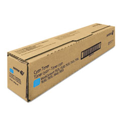 Xerox 6R1516 Toner, 15,000 Page-Yield, Cyan