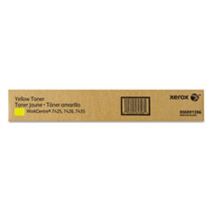 Xerox 6R1396 Toner, 15,000 Page-Yield, Yellow