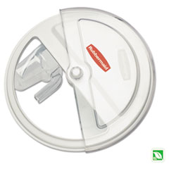 Rubbermaid Commercial ProSave Sliding Lid, 17