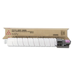 Ricoh 841286 Toner, 17,000 Page-Yield, Magenta