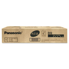Panasonic DQTU15E Toner, 15000 Page-Yield, Black