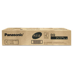 Panasonic DQTU38G Toner, 38,000 Page-Yield, Black