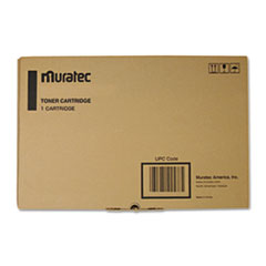 Muratec TS2030 Toner, 16,000 Page-Yield, Black