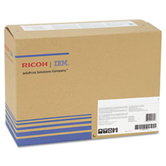 Ricoh 406662 Photoconductor Unit, 50,000 Page-Yield, Black