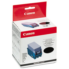 Canon 2963B003 (PFI-703BK) Ink, 700 mL, Black, 3/Pk