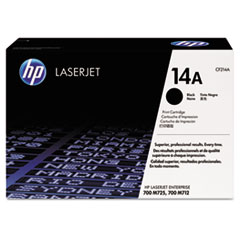 CF214A, HP-14A, Toner,10000 Page-Yield, Black