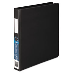 Wilson Jones Locking No-Gap D-Ring Vinyl Binder, 1