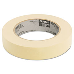 Scotch Masking Tape, 24mm x 55m, 3