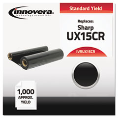 IVR UX15CR Innovera UX15CR Thermal Film Ribbon IVRUX15CR