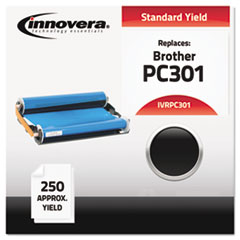 IVR PC301 Innovera PC301 Thermal Print Cartridge Ribbon IVRPC301