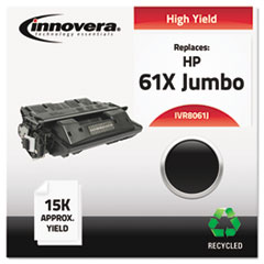 8061J Compatible, Remanufactured, C8061X(J) (61X)  Toner, 14000 Yield, Black