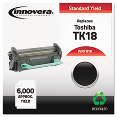 IVR TK18 Innovera 538028598 Toner Cartridge IVRTK18