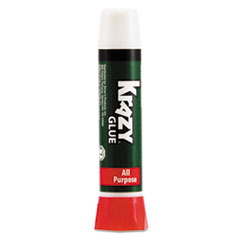 All Purpose Krazy Glue, .07oz, Clear