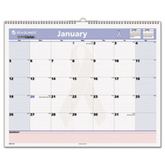AT-A-GLANCE QuickNotes Special Edition Recycled Wall Calendar, 15