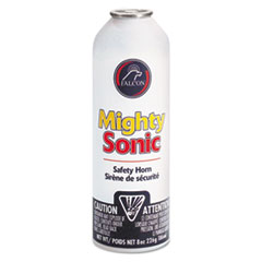 Falcon Safety Products Mighty Sonic Safety Horn Refill Can