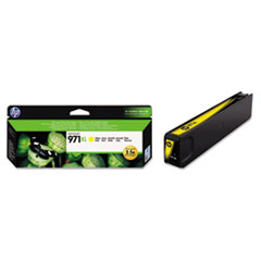 HP 971XL, (CN628AM) High Yield Yellow Original Ink Cartridge