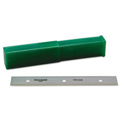 UNG TR15 Unger® ErgoTec® Glass Scraper Replacement Blades UNGTR15