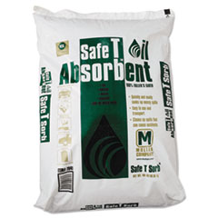 Safe T Sorb™ SORBENT SF-T CLAY 40LB BG All-Purpose Clay Absorbent, 40lb, Poly-Bag