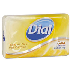 Dial Gold Bar Soap, Fresh Bar, 3.5 oz Box, 72/Carton